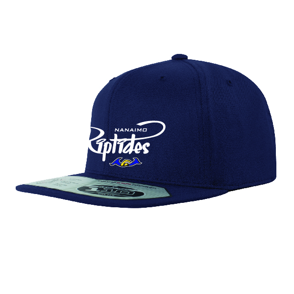 Riptides Flat Brim hat