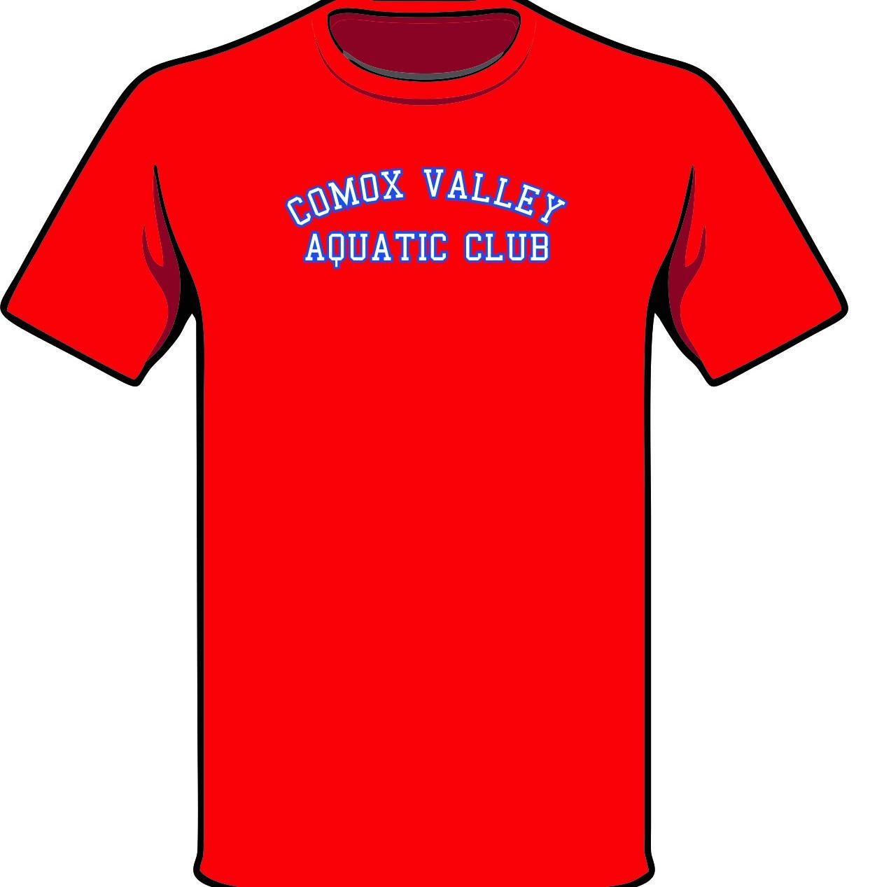 Sharks Red T-shirt