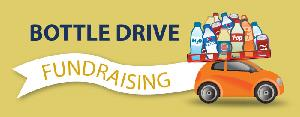 New Year's Bottle Drive Fundraiser image