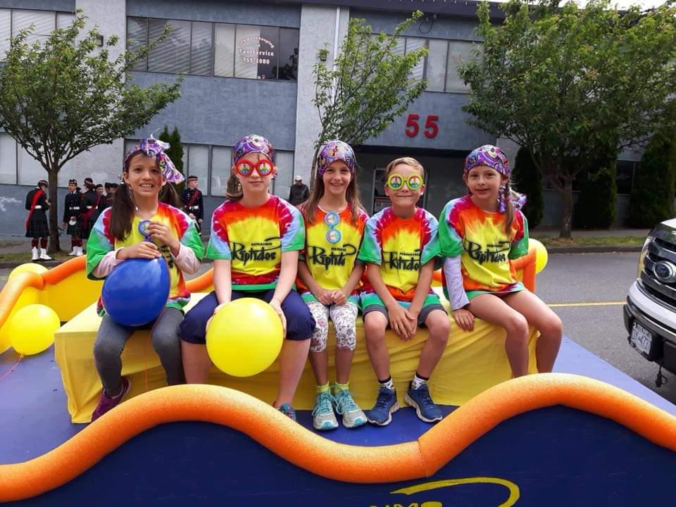 Nanaimo Heritage Festival Parade image