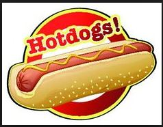 Hot Dog Fundraiser - Cancelled image