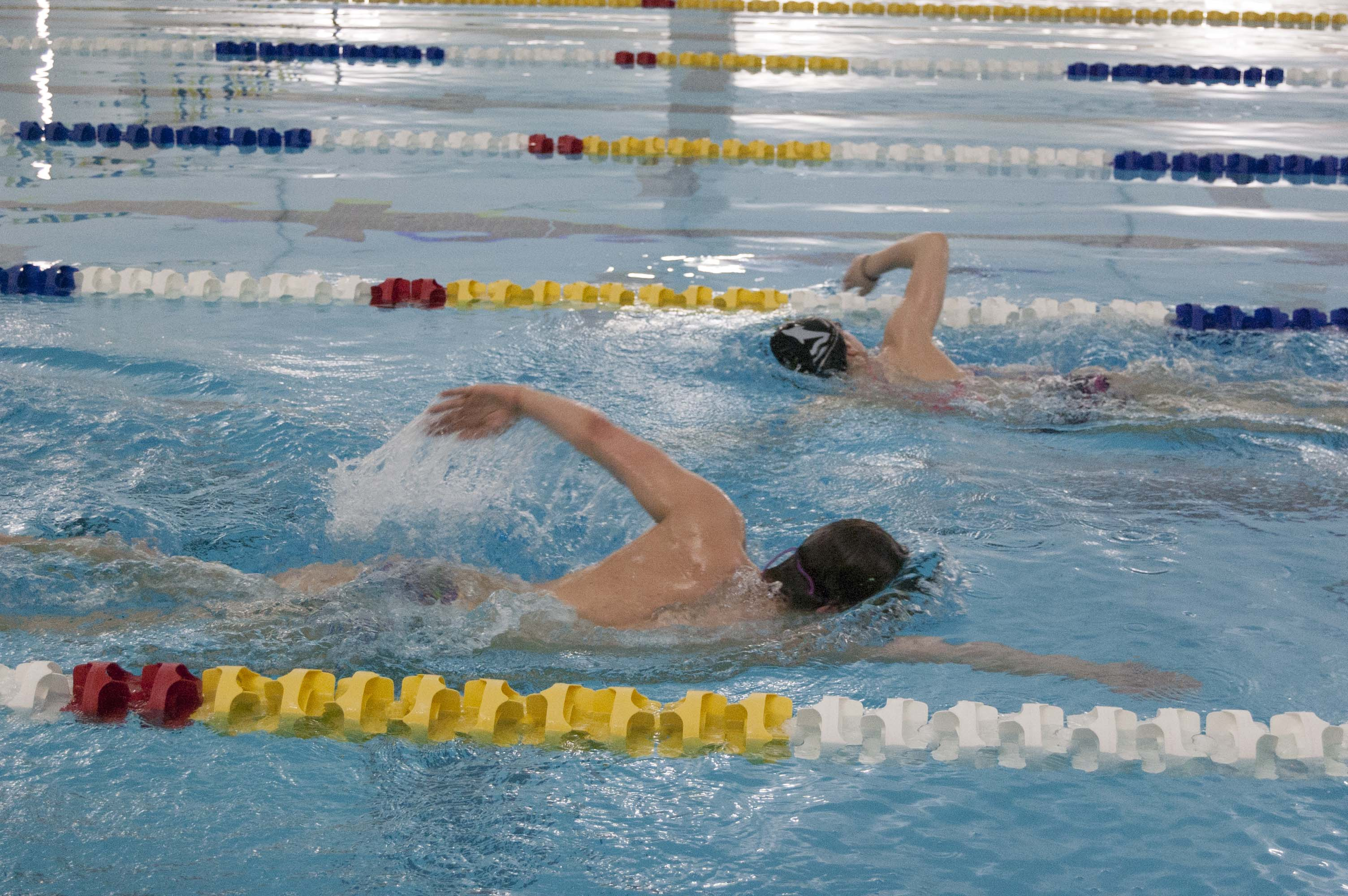 VPSC Stroke Camp #2 (Backstroke) image
